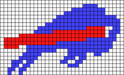 Alpha pattern #43138
