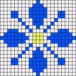 Alpha pattern #43160