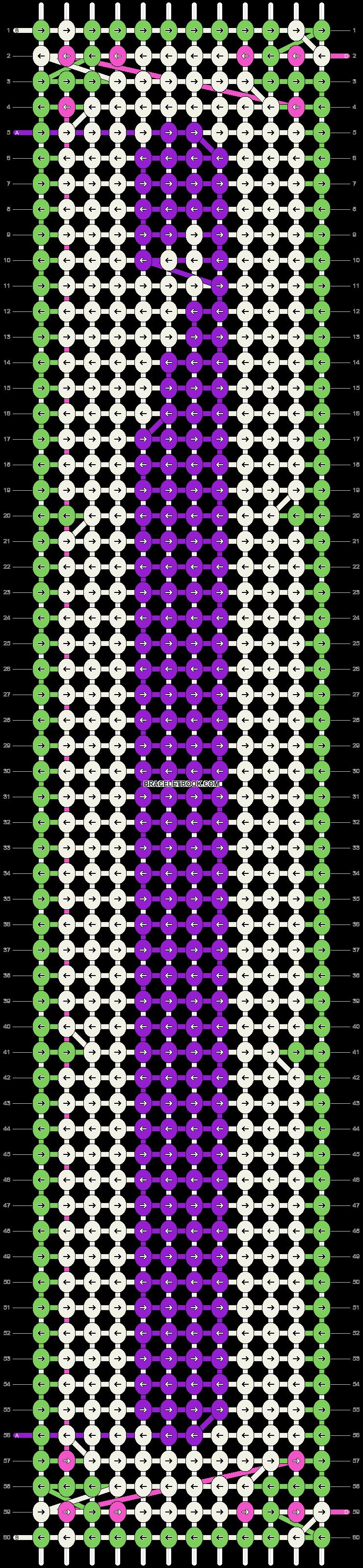 Alpha pattern #43170 pattern