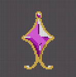 Alpha pattern #43190