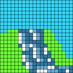 Alpha pattern #43196