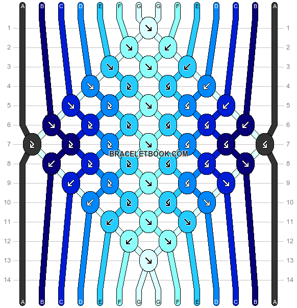 Normal pattern #43200 pattern