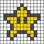 Alpha pattern #43204