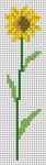 Alpha pattern #43207