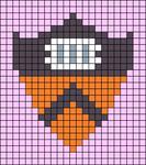 Alpha pattern #43210