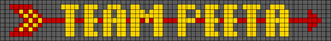 Alpha pattern #43215