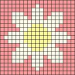 Alpha pattern #43221