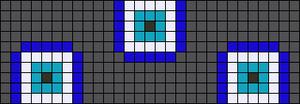 Alpha pattern #43225