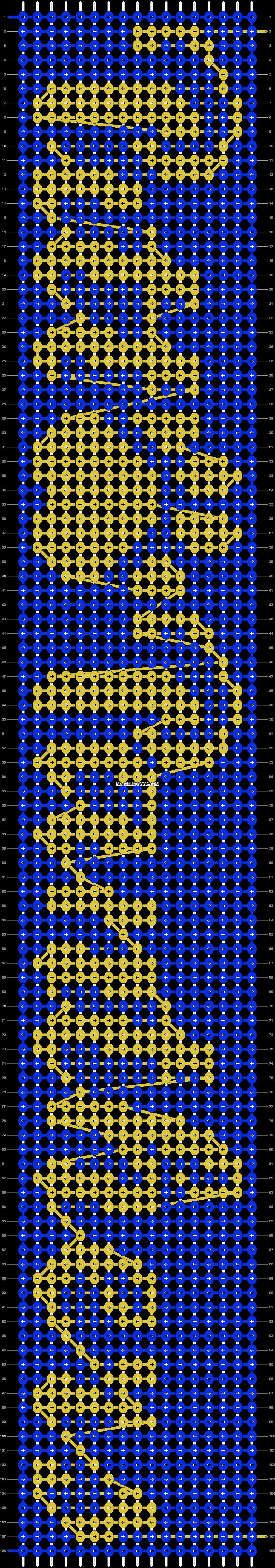 Alpha pattern #43227 pattern