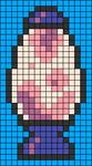 Alpha pattern #43237
