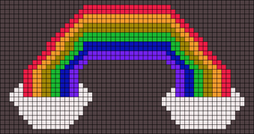 Alpha pattern #43243