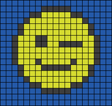 Alpha pattern #43252