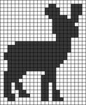 Alpha pattern #43255