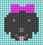 Alpha pattern #43256