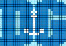 Alpha pattern #43258