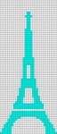 Alpha pattern #43259