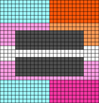 Alpha pattern #43260
