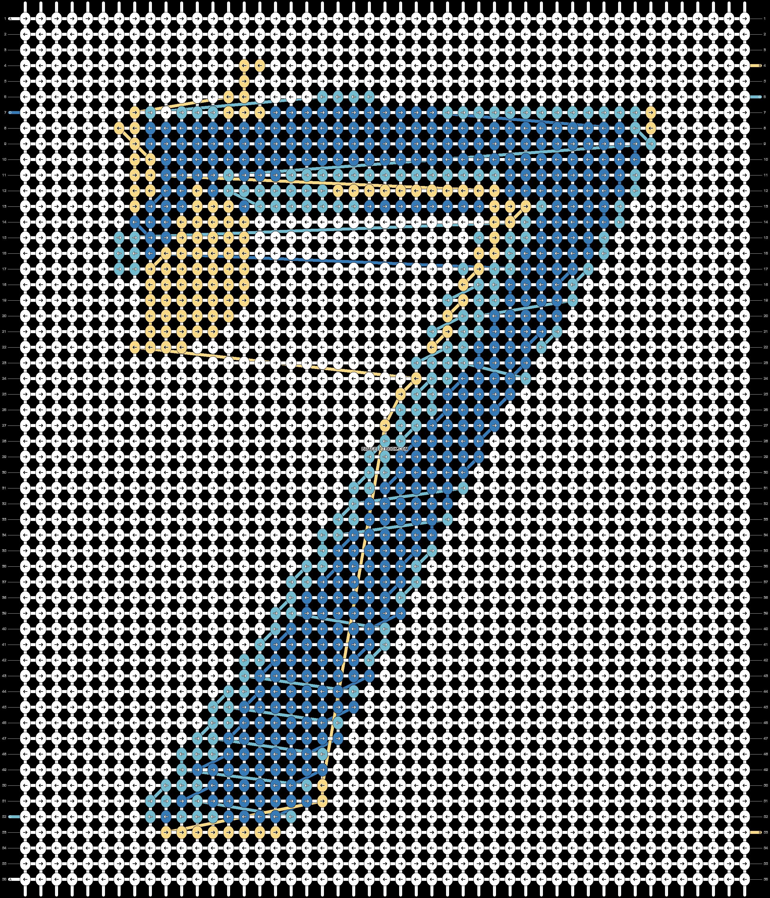 Alpha pattern #43266 pattern