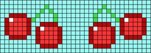 Alpha pattern #43287