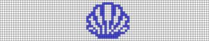 Alpha pattern #43290