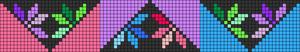 Alpha pattern #43295