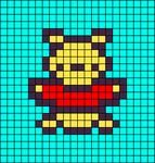 Alpha pattern #43307