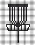 Alpha pattern #43309