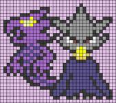 Alpha pattern #43312