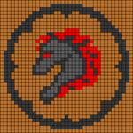 Alpha pattern #43316