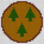 Alpha pattern #43322