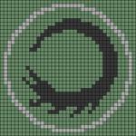 Alpha pattern #43324
