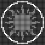 Alpha pattern #43326