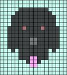 Alpha pattern #43345
