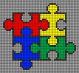 Alpha pattern #43346