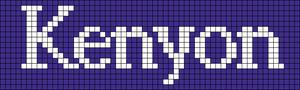 Alpha pattern #43353
