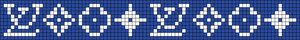 Alpha pattern #43364