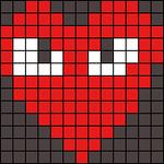 Alpha pattern #43366