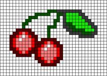 Alpha pattern #43382