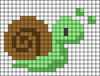 Alpha pattern #43383