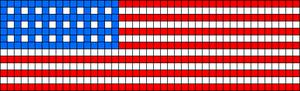 Alpha pattern #43384
