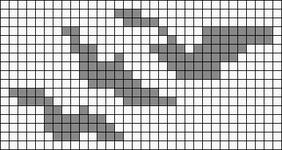 Alpha pattern #43388