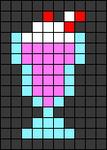 Alpha pattern #43395