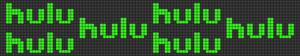 Alpha pattern #43403