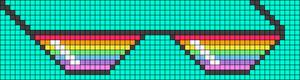 Alpha pattern #43406