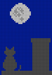 Alpha pattern #43407