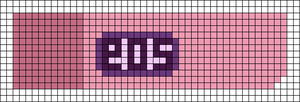 Alpha pattern #43408
