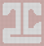 Alpha pattern #43411