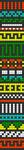 Alpha pattern #43412