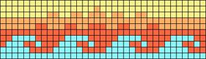 Alpha pattern #43417