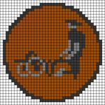 Alpha pattern #43433